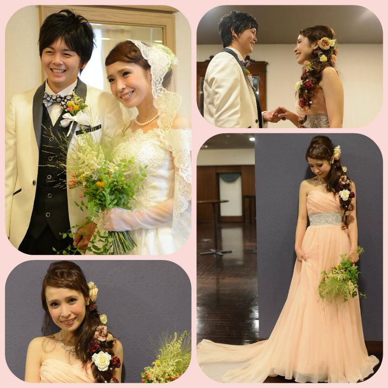 真道・奈巳Wedding